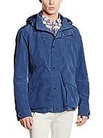 Hackett London Abrigo (Azul)