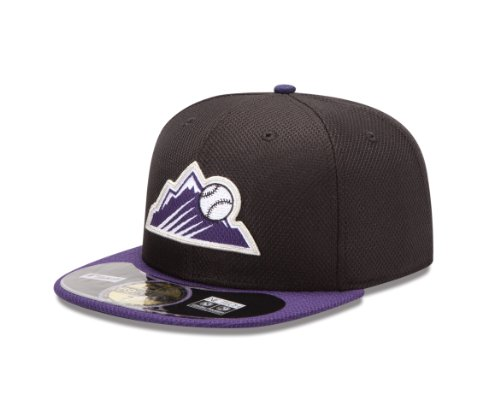 MLB Colorado Rockies Diamond Era 59Fifty Baseball Cap at Amazon.com