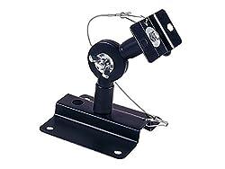 Speaker Bracket - Black (Max 33LBS) - Set of 2 (Rev. 2.1)