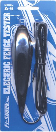 Woodstream Corp Elec Fence Tester A-6 Electric Fencing Accessories