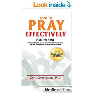 download how to pray effectively by pastor chris oyakhilome pdf