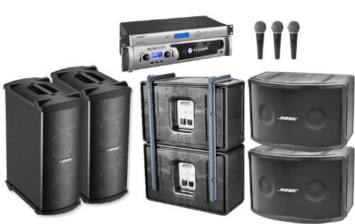 Bose 802 Speaker Public Address Pa System For Gymnasiums, Arenas And Stadiums