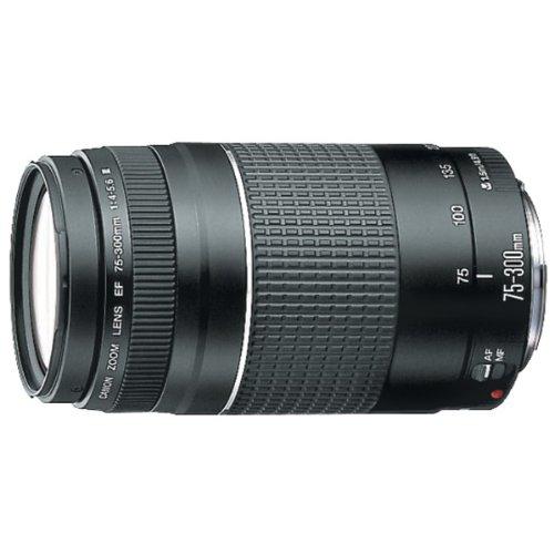 Canon 6473A003 Ef75-300 Telephoto Zoom Lens (Camera/Film / Lenses)