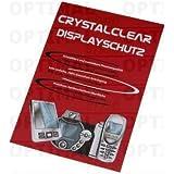 """2 x Displayschutzfolie Samsung Galaxy i9103 R """"CrystalClear"""" Displayschutz unsichtbar inkl. 1x Optimal Shop Taschenkalender 2012von """"Optimal-Shop"""""""