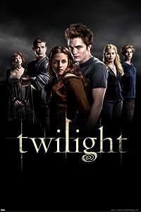 "Twilight (Group) Movie Poster Print - 24"" X 36"" Poster Print, 24x36"