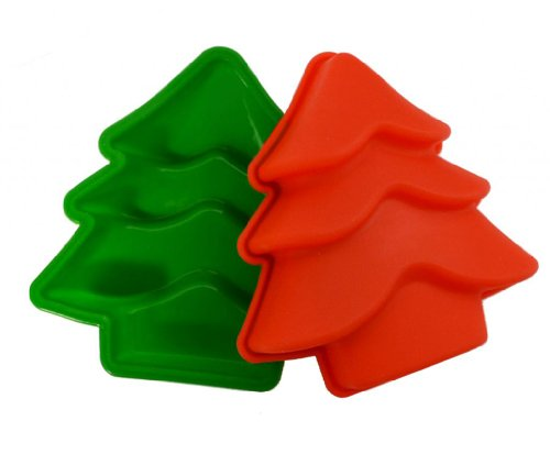 Aroma Bakeware - Tree Shape Baking Mold (Pack of Two)