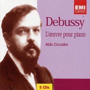 Aldo Ciccolini - Debussy: Complete Works For Piano - Amazon.com Music