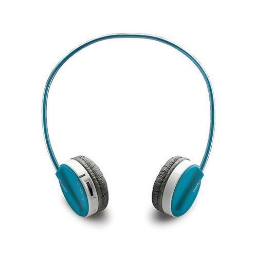 Rapoo RP 6020 BL Bluetooth Stereo Headset blau