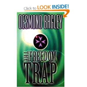 The Freedom Trap - Desmond Bagley