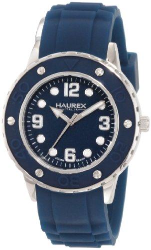 Haurex Italy Ladies'Watch Analogue Rubber 1D371DB1 Vivace