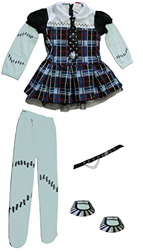 Rubies Monster High Frankie Stein Costume [884990]