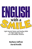 English with a smile:light-hearted stories and reading skills for high-beginning and low-intermediate students