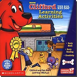 Clifford The Big Red Dog Learning Activities - 1