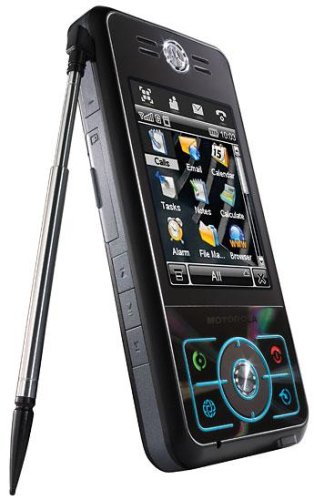 Motorola ROKR E6 Unlocked Cell Phone with 2 MP Camera, MP3/Video Player, SD--International Version with Warranty (Black)
