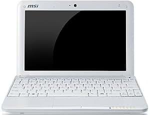 MSI Wind U100-280US 10-Inch Netbook (1.6 GHz Intel Atom Processor, 1 GB RAM, 160 GB Hard Drive, 6 Cell Battery, XP Home) Pink