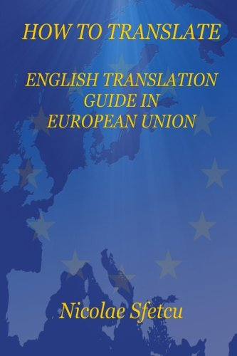How to Translate: English Translation Guide in European Union