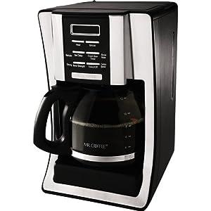 Mr Coffee BVMC SJX33GT 12 Cup Programmable Coffeemaker