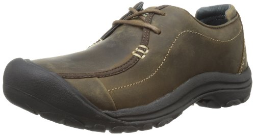 KEEN Men's Portsmouth Casual Shoe,Bison,7.5 M US