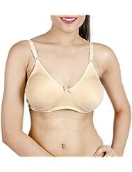 DAISY DEE Labella Women's Salwar Kameez Bra ( Labella_28_Skin_36B)