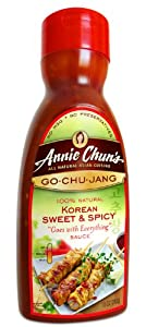 Annie Chuns Go-chu-jang Korean Sweet Spicy Sauce 10-ounce Bottles Pack Of 6 from Annie Chun's
