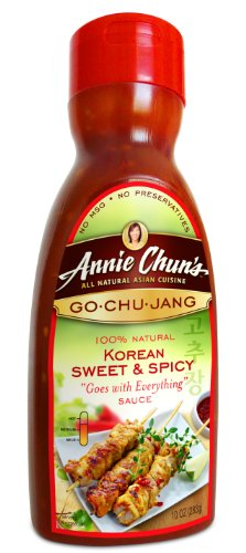 Annie Chun's Go-Chu-Jang, Korean Sweet & Spicy Sauce, 10-Ounce Bottles (Pack of 6) at Sears.com