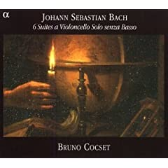 BACH: 6 Cello Suites / Bruno Cocset 2CD