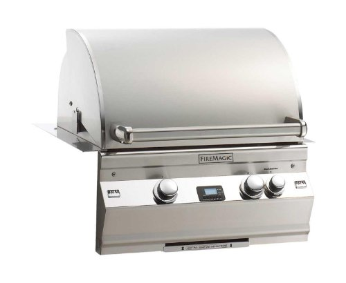 Fire Magic Aurora A430 Propane Gas Built In Grill With Rotisserie