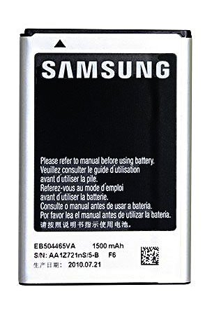 OEM SAMSUNG EB504465VA BATTERY SPH M910 INTERCEPT