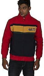 US POLO ASSOCIATION Men's Poly Cotton Sweatshirt (USSS0195_Multi-Coloured_XX-Large)