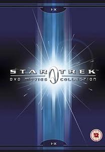 Star Trek: DVD Movies Collection I-X [DVD]
