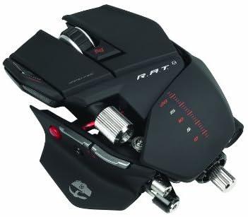 【予約】Cyborg R.A.T. 9 Gaming Mouse for PC / マッドキャッツ社サイボーグラットプロゲーマー向けマウス
