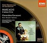echange, troc Mascagni, Pavarotti, Freni, Rohc, Gavazzeni - L'Amico Fritz