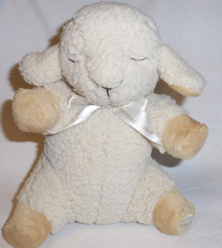 Cloud B Sleep Sheep Plush Sound Machine With Four Soothing Sounds front-218225