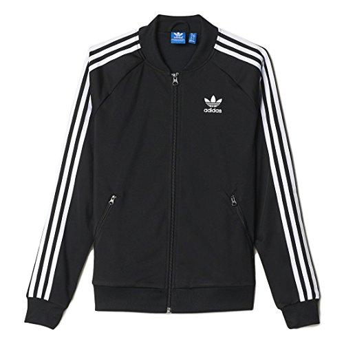 Adidas Supergirl Tt Giacca Sportiva - Nero (Black) - 42