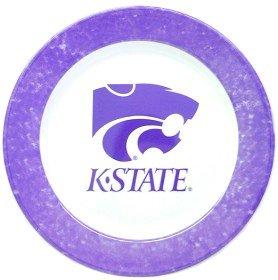 Kansas State Wildcats 4 Piece Dinner Plate Set - Buy Kansas State Wildcats 4 Piece Dinner Plate Set - Purchase Kansas State Wildcats 4 Piece Dinner Plate Set (Home, Home & Garden, Categories, Kitchen & Dining, Tableware)