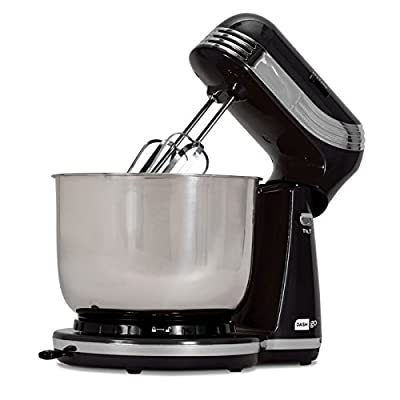 6-Speed Compact Everyday Stand Mixer by Dash