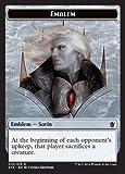 Magic: the Gathering - Sorin Emblem (013/013) - Khans of Tarkir