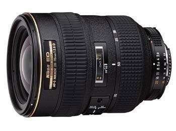 Nikon 28-70Mm F/2.8D Ed-If Af-S Zoom Nikkor Lens For Nikon Digital Slr Cameras