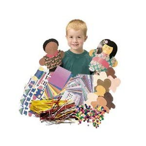 All About Me Puppet Kit