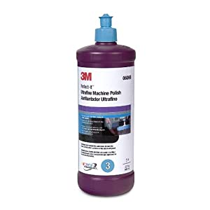 3M 06068 Perfect-It Ultrafine Machine Polish - 1 Quart by 3M