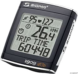 Sigma BC 1909 STS Triple Wireless Bicycle Speedometer from SIGMA