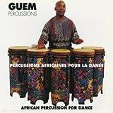 Percussions africaines pour la danse...