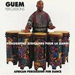 Percussions africaines pour la danse