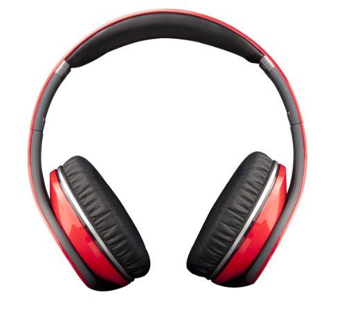 MONSTER CABLE MH BEATS by dr.dre REDの写真03。おしゃれなヘッドホンをおすすめ-HEADMAN(ヘッドマン)-