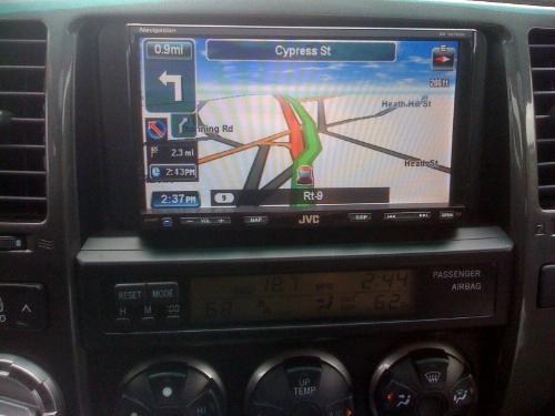 Audio upgrade for 2006 Sport (4th Gen) - Toyota 4Runner Forum ...