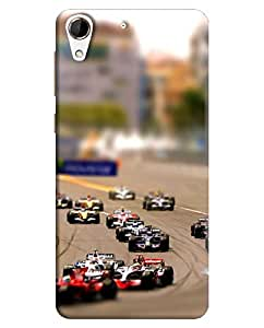 HTC Desire 728 Ultra Edition Back Cover By FurnishFantasy