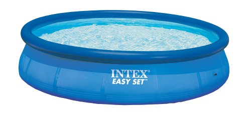 intex easy set quick up pool ohne pumpe 244 x 76 cm preisvergleich preis ab 29 99 garten. Black Bedroom Furniture Sets. Home Design Ideas