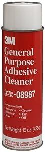 3M 08987 General Purpose Adhesive Cleaner - 15 oz.