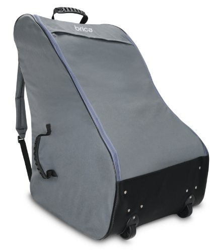 Brica Cover Guard Car Seat Travel Tote Newborn, Kid, Child, Childern, Infant, Baby front-543625