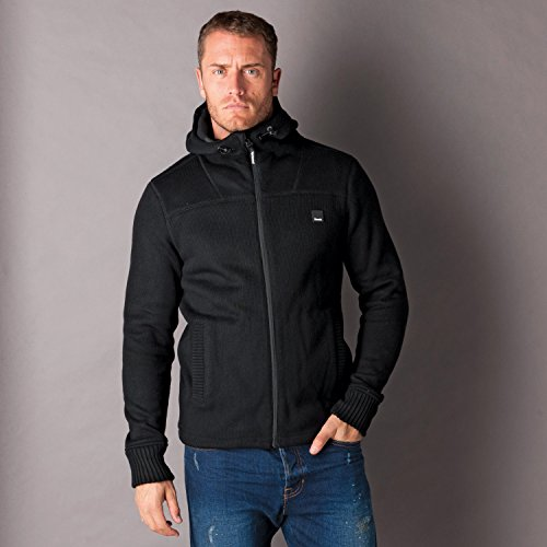 mens-bench-mens-frunk-zip-thru-hooded-knit-in-black-s